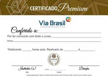 Certificado Premium